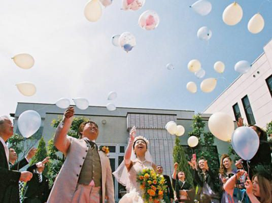 松阪の結婚式場/ガーデン アムール