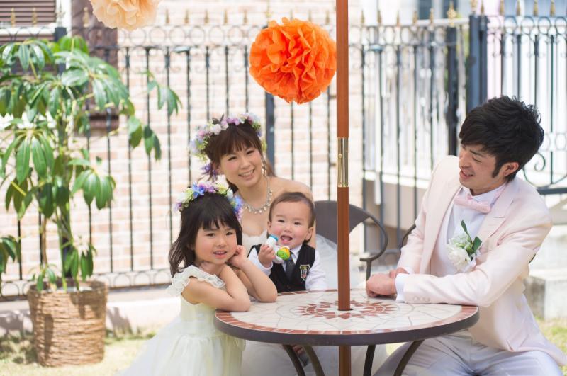 【ウエルカムベビーの結婚式場】に認定されている式場なので新郎新婦様はもちろん、お子様連れのゲストでも安心。