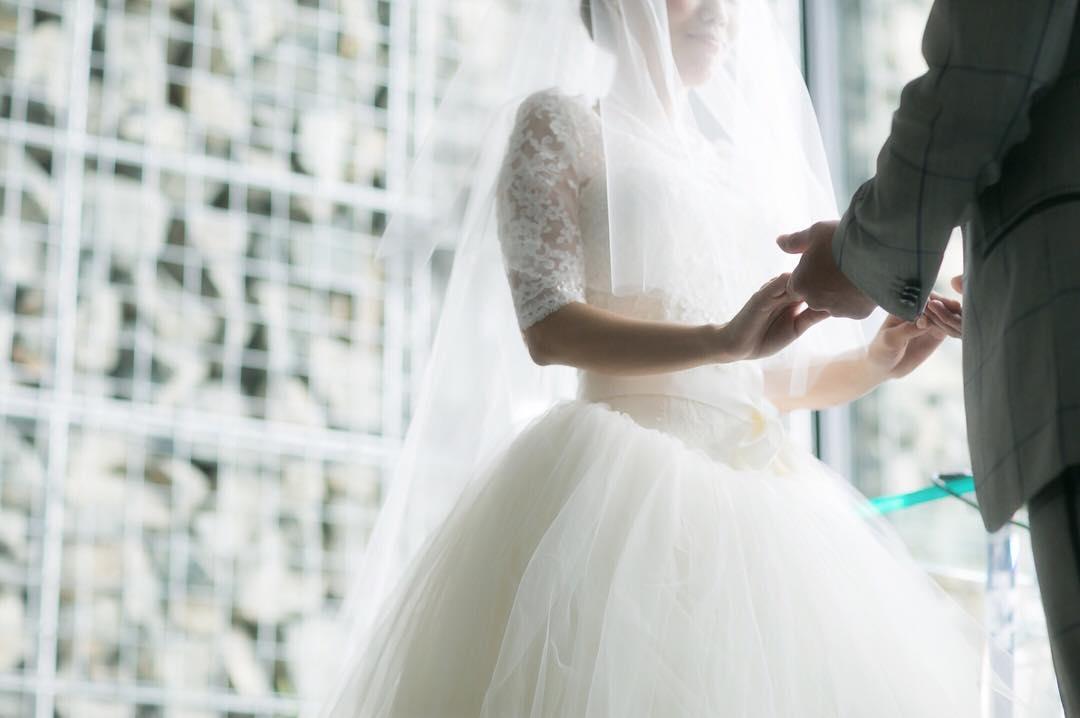 押さえとくと安心 ウエディングドレス試着の注意点4つ 結婚