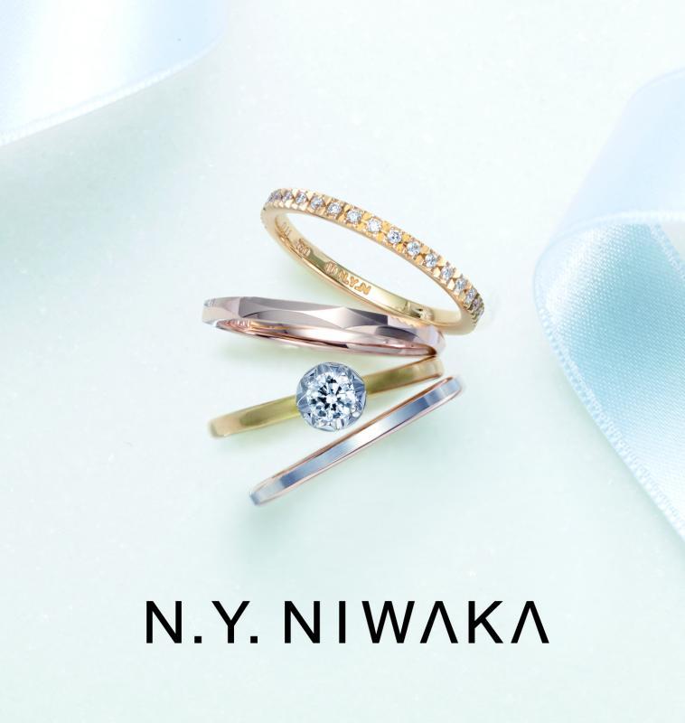 【N.Y.NIWAKA】京都とニューヨークの感性を組み合わせ生まれた俄の姉妹ブランド シンプルなデザイン