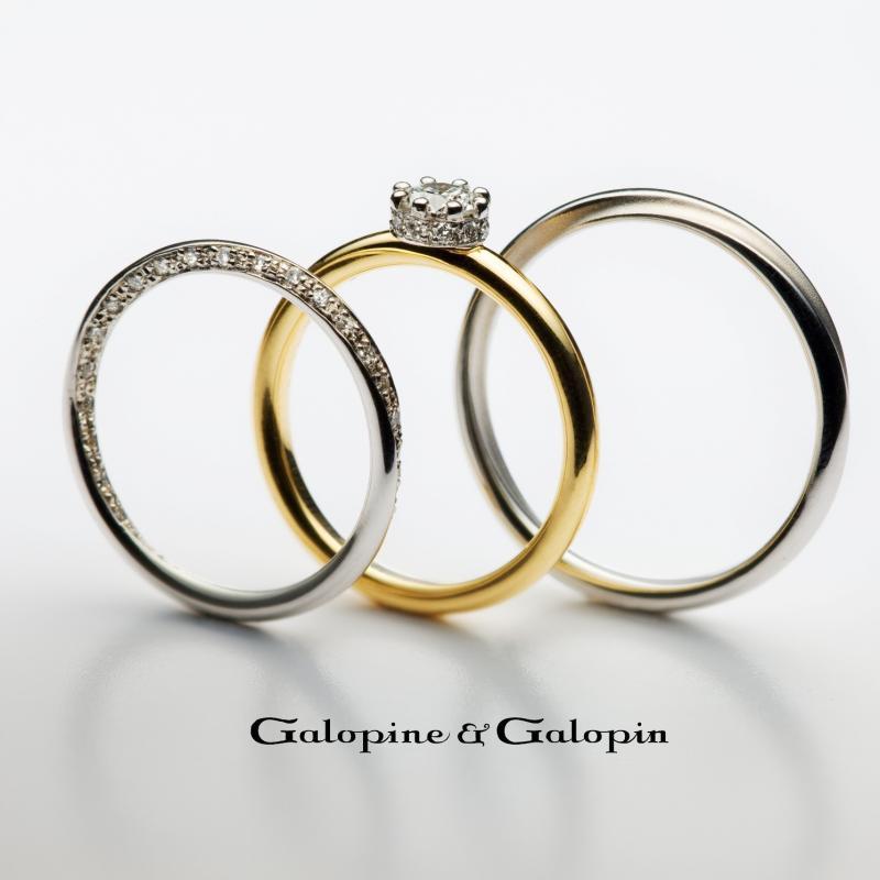【Galopine & Galopin】おてんば娘とわんぱく小僧という意味の「ガロピーネ ガロパン」初めて出会ったとき、お互いを意識しだした感情、初デート、恋愛時...